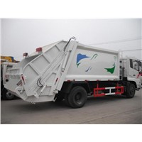 Dongfeng 10cbm Gabage Compactor Truck