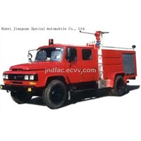 Dongfeng Dry Fire Extinguisher Vehicle