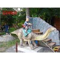 Entertainment Kids Dinosaur Ride