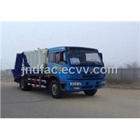 Faw Waste Compactor Truck