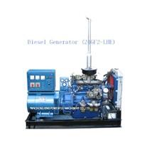 Diesel Generator Set (24GF2-LHE)