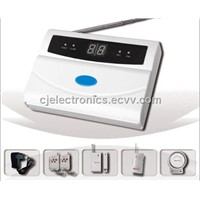 Intruder Home Alarm System CJ-818K3 32 Security Alarm System/ Zone Alarm