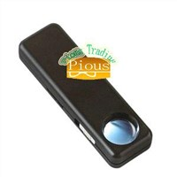 Jewelry loupe with high magnification magnifier
