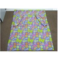 Kids Snuggie Fleece Repeat Print TV Blanket