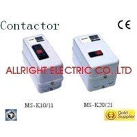 MS-N & MS-K Series Magnetic Contactor Starter