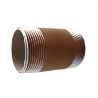 Malleable Carbon Steel Barrel Nipple/Steel Pipe