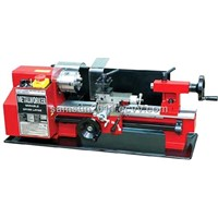 Mini Lathe, Swing over Bed 180mm, Centers Distance 350mm