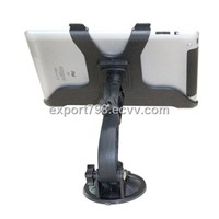 Multi-Direction Car Mount Holder for iPad tablet pc with New Vacuum Suction Cupule