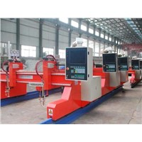 Nc flame cutting machine Moscow rostov CNC plasma cutting machine,made in CHINA