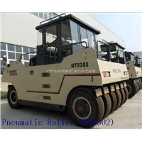 Pneumatic Road Roller (MTR302)