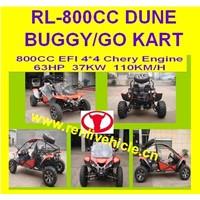 RL 800CC DUNE BUGGY/GO KART
