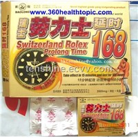 Rolex Prolong Time Sex Medicine-Sex Capsule