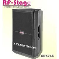 SRX PA speaker