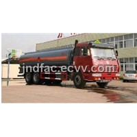 Shacman Fuel Tank Truck / Oil Truck