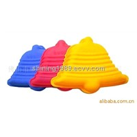 Silicone christmas cake mould