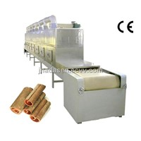 Spice Microwave drying & sterilization equipment