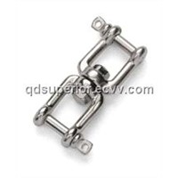 Stainless Steel Swivel Jaw and Jaw - China marine hardware manufacturers, suppliers