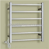 Stainless steel CE certification electric heating towel rack