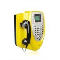T581-outdoor PSTN card payphone