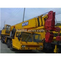 KATO Truck Crane / Mobile Crane (NK500E)