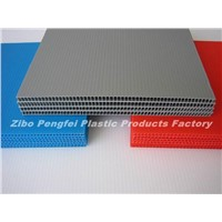 Twin Wall Plastic Board