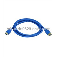 USB 3.0 A Male to A Female Extension Cable