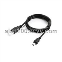 USB A male to Mini 5Pin cable / USB wire / USB cables A type