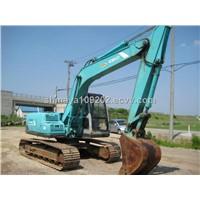 Used Kobelco SK120-5 Crawler Excavators