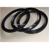 V-Set Oil Seal with Fabric Reinforced