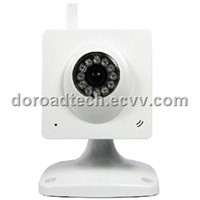 Wireless Mini IP Network Camera, IR Distance 5m