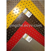 Wooden Perforated Acoustic Panel