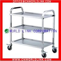 four wheel service cart