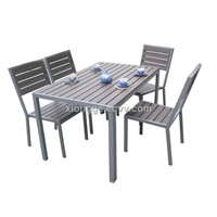 garden furniture with beautiful color and style