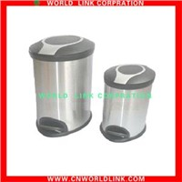 high quality stainless steel sensor garbage