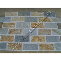 new design slate tiles, multicolor slate tiles