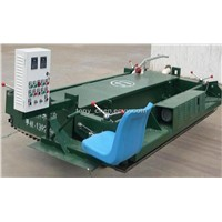 paver making machine for rubber flooring