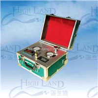 portable digital display hydraulic tester for flow,pressure and temperature