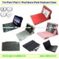 silicone bluetooth keyboard with cases for ipad