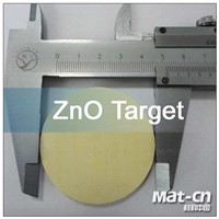 yellow decorative coating ZnO Target 99.99%