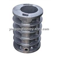 grey cast iron parts