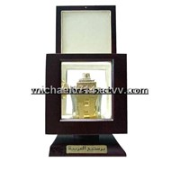 2012 Hot delicate Wooden perfume package box