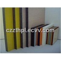 Compact laminate 1300*2800mm/1830*3660mm/1550*3660mmHPL Panel