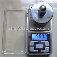 Digital mh series pocket scale P058