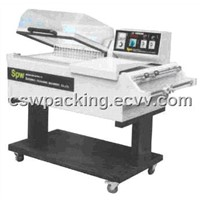 FT-5143 semi-auto  Shrinking machine