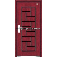 Fire Rated Steel Wooden Door