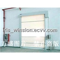 Industrial electric shutter