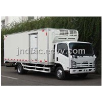 Isuzu Refrigerated Van Reefer