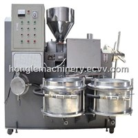 Nuts and Seeds Screw Oil Extraction Machine