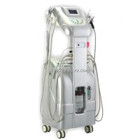 Skin oxygen O2 injection beauty machine