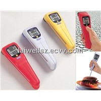 VA6512 Infrared Thermometer with Probe